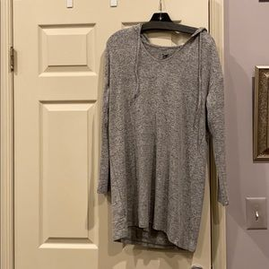 NWT Aerie Hooded dresss